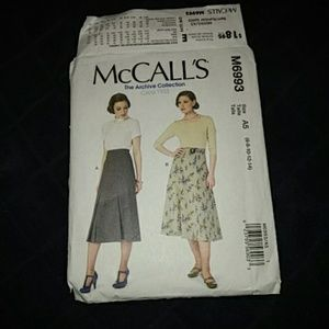 Accessories - Mccall's 6993 Sewing Pattern Archive Collect